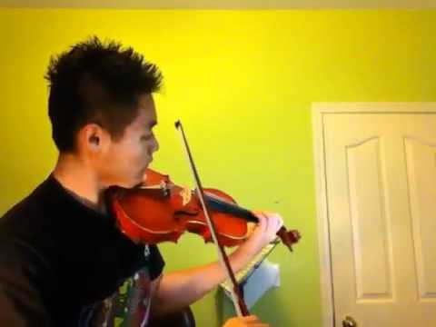 Travis McCoy ft Bruno Mars-billionaire (violin cover) by Wi