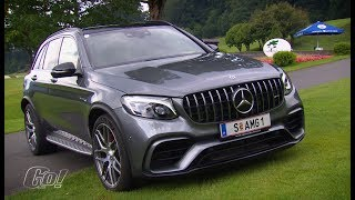 Absolutes Lieblingstriebwerk! | Mercedes-AMG GLC 63 S 4MATIC+ | der Test