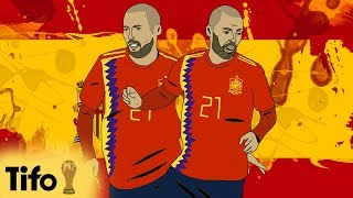 Fifa world cup 2018™: how key is david silva to spain?