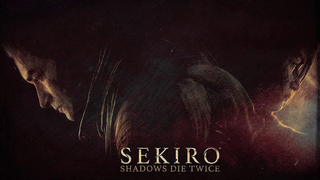 Sekiro Shadows Die Twice Первая встреча с великим змеем