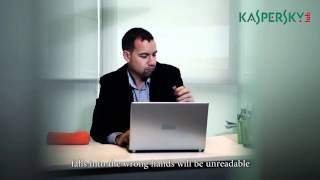 Kaspersky EP10, Now You Can (2013) - Episode 1