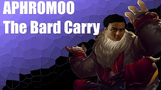 Aphromoo - The Bard Carry