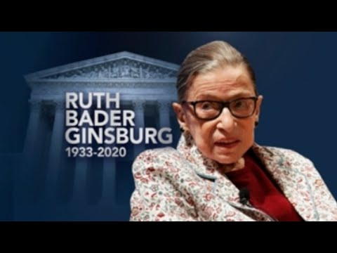 What does RGB's death mean to the SCOTUS, election, and America | 11-19-20