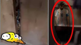BOO NEWS | Ghost Caught on Tape in Argentina, Real Life Spider-man, Loch Ness, Life on Pluto & More!