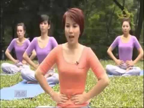 Bài tập thư giãn và xoa bóp sau luyện tập yoga