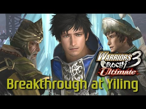 Warriors Orochi 3 Ultimate [PS4] | Breakthrough at Yiling