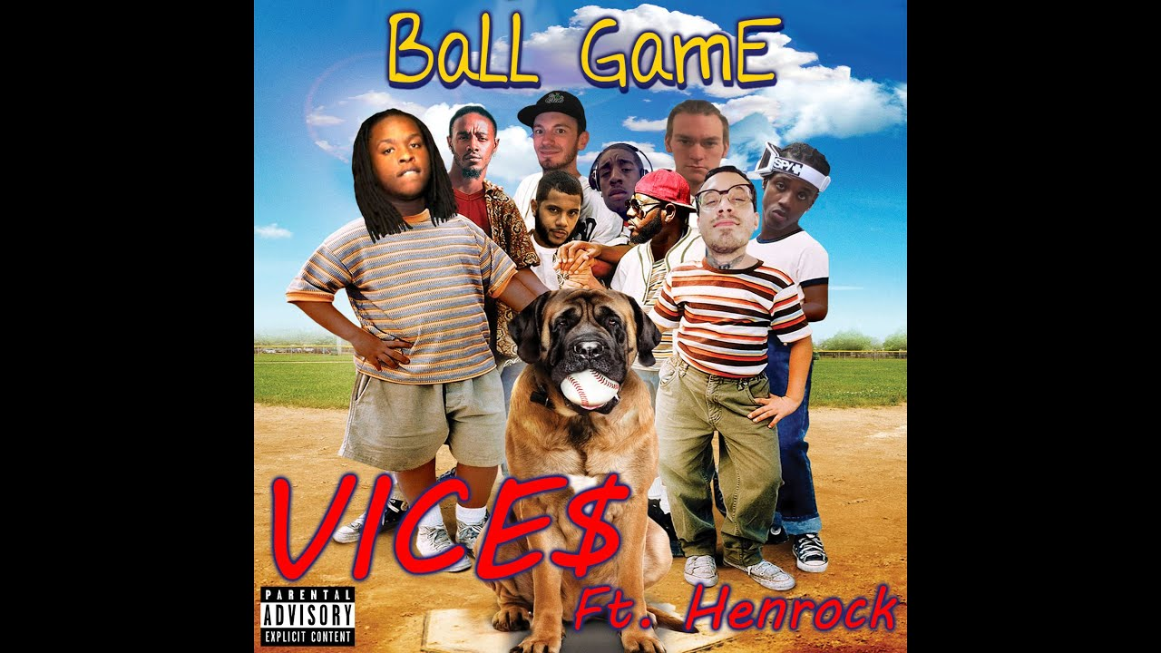 Vice$ ft. Henrock | Ball Game (Official Audio)