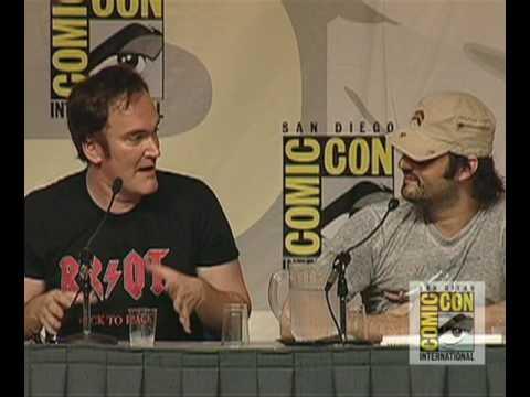 Quentin Tarantino Filmmaker Advice
