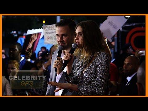 Cara-Delevingne talks depression battles - Hollywood TV
