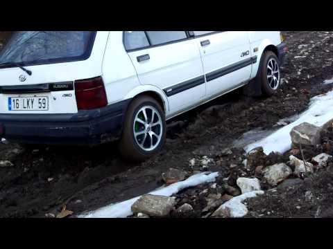 Subaru Justy  Offroad 4x4