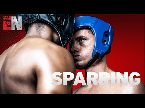 Sparring  Gym Wars Las Vegas. Undefeated Prospects Eros Correa Vs Henry World Star Arredondo