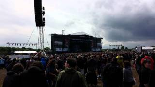 Download Festival 2013 Black Star Riders - Rosalie Part 1
