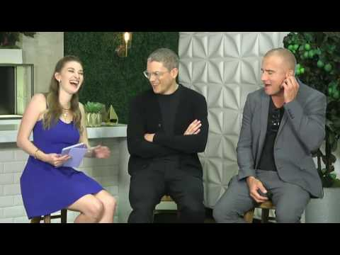 Wentworth & Dominic Interview [HD]
