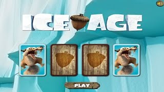 ICE AGE MATCHING CARDS | Memory Speed Challenge | (Ice Age 5 Collision Course)