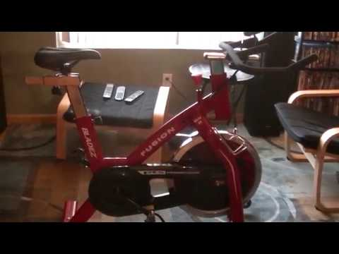 Bladez Fusion GS 2 Spin Cycle Over View