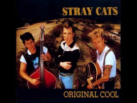 Stray Cats - Flying Saucer Rock 'N' Roll