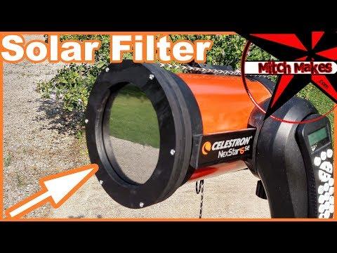Telescope Solar Filter | SUN Filter