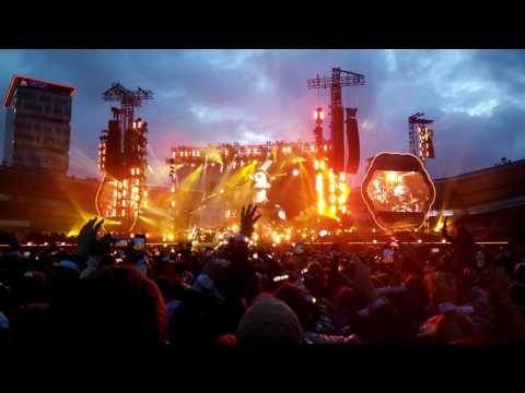 Coldplay - Fix You (Live in Gothenburg 2017-06-25)