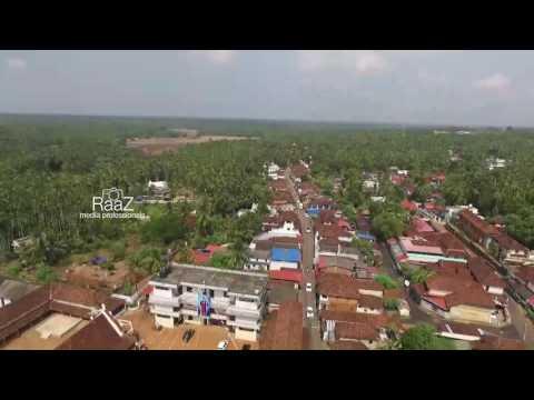Helicam view Old Kunnamkulam market (കുന്നംകുളം വലിയങ്ങാടിയുടെ ആകാശ ദൃശ്യം )