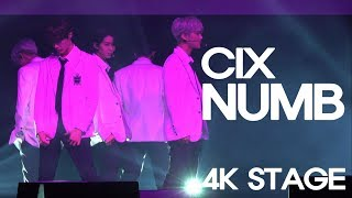 [4K] 191119 CIX (씨아이엑스) - NUMB (순수의 시대) FULL CAM | Comeback Media Showcase