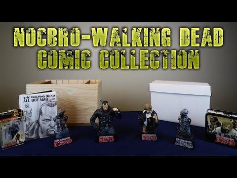 NocBro Walking Dead Comic Collection