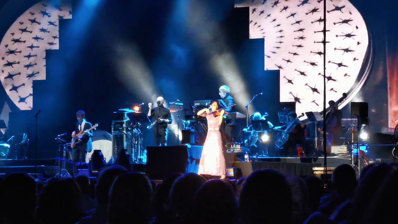 Vanessa Mae in concert, 2019.05.24, Budapest 22:26 - YouTube