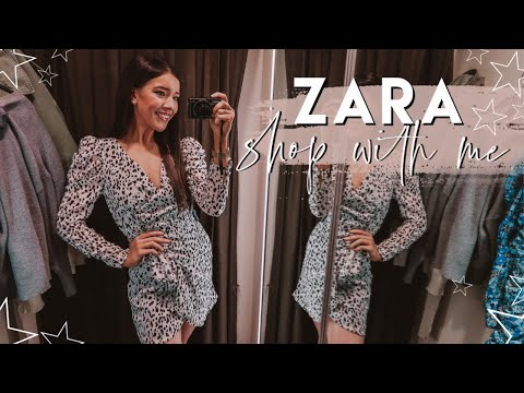 Zara Shop With Me & Try On In Store | February 2020