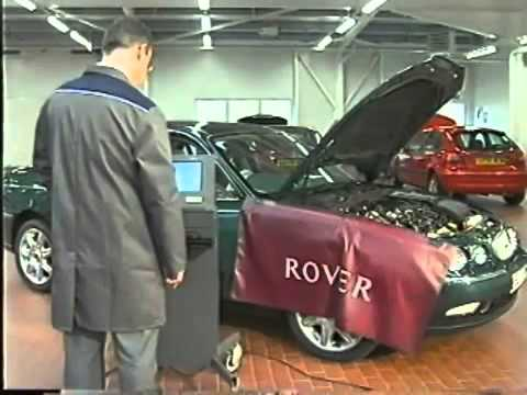 Rover Group - Rover 75 Introduction