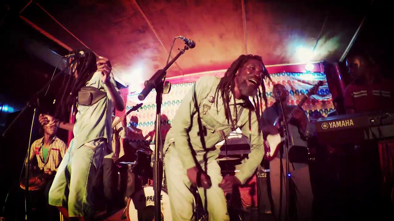 Download M'fumu kanda - I Jah Man & the New Feeling Control - Live @Bodega - Brazzaville 2018
