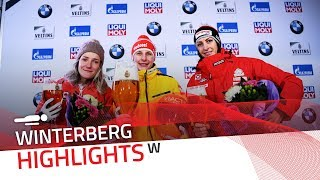Tina Hermann secures gold by just 0.03 seconds | IBSF Official
