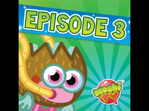 Moshi Monsters - THE MOSHI TV SHOW - Episode 3 *EXCLUSIVE Coco Loco Premiere*