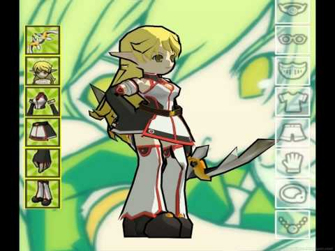 Elsword - Lena Cash Shop - Online Action Game