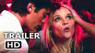 HOME AGAIN Official Trailer # 2 (2017) Reese Witherspoon New Romantic Movie HD