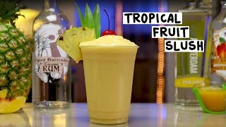 Tropical Fruit Slush