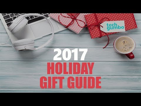Top Tech Gifts of 2017 - Holiday Gift Guide!