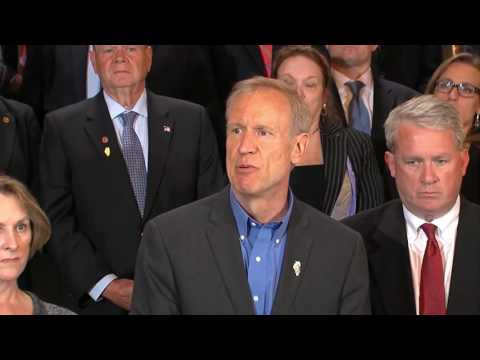 Gov. Bruce Rauner: We end the session in stunning failure