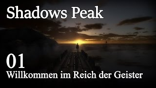 Shadows Peak [01] [Willkommen im Reich der Geister] [Gameplay Let's Play Deutsch German] thumbnail