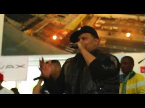 Cuban Link - The 1st Annual Bronx Hip Hop Block Party