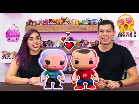 Red & Cupquake Funko POPS!- DIY - Express Your Shelfie Contest