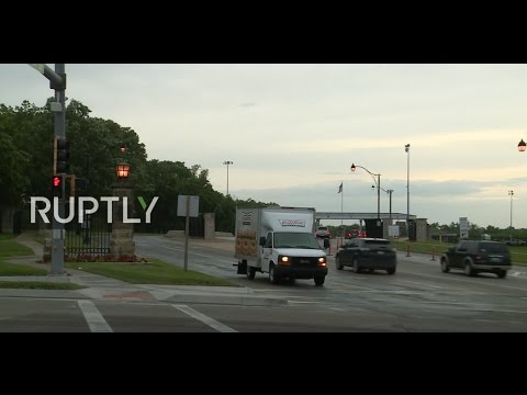 LIVE: Stake out as Chelsea Manning is reportedly released from prison