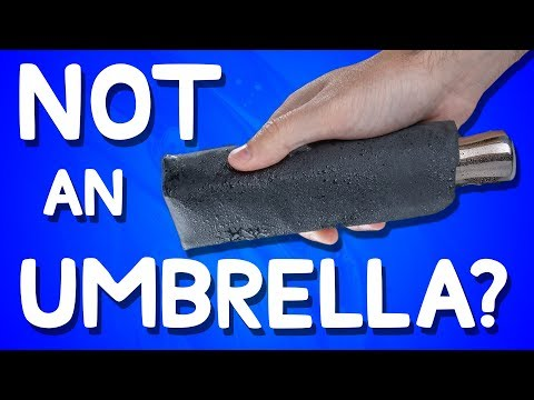 This Umbrella Gets You 'Wet' On Purpose • White Elephant Show #7
