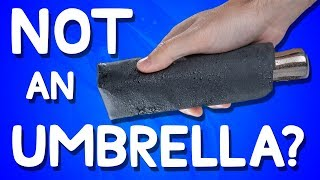 This Umbrella Gets You 'Wet' On Purpose | White Elephant Show #7