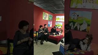Видео-трансляция дискуссии «Художники с инвалидностью в российском арт-сообществе»