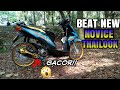 REVIEW BEAT NEW MODIFIKASI THAILOOK | Simple tapi elegan😍