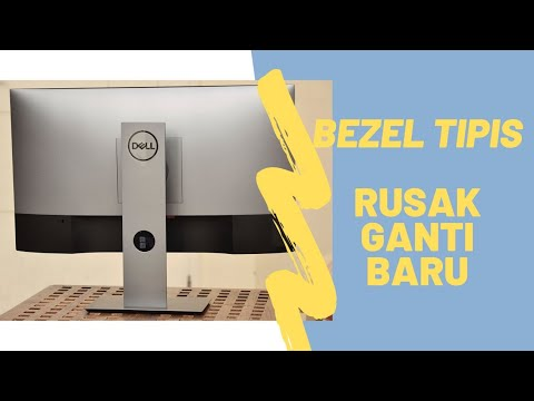 DELL U2419H Unboxing & Review - Ultrasharp 24 Inch Monitor (Indonesia)