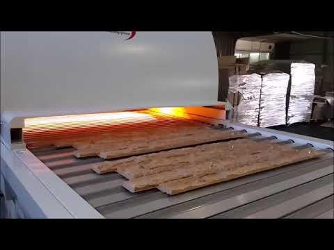 Производство фасадных цокольных панелей из полипропилена