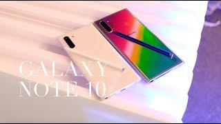 พรีวิว Galaxy Note 10 | จับตัวจริงใน 10 นาทีรู้เรื่อง