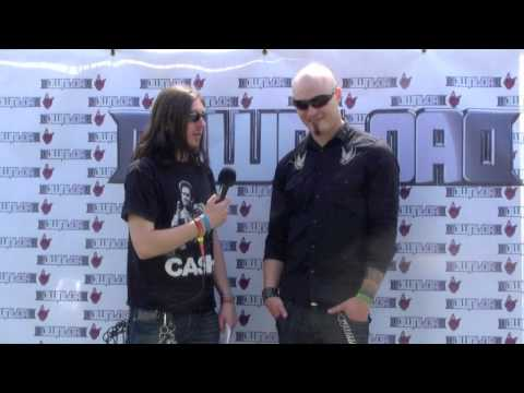 The Metalheadz- Download Festival 2010- Sonic Syndicate
