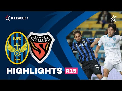 Incheon Pohang Goals And Highlights