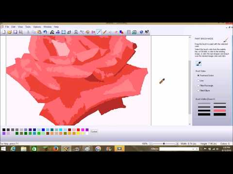 Sew Art   2016   How to Digitize a Photo of a Rose for Embroidery